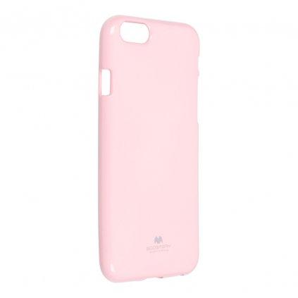 78584 1 pouzdro goospery mercury jelly pro apple iphone 6 6s svetle ruzove