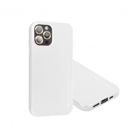 44409 pouzdro i jelly mercury goospery pro apple iphone 7 stribrne