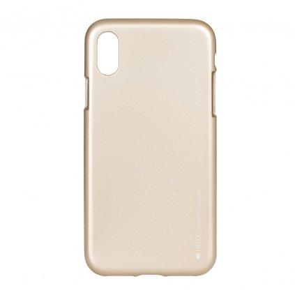 70272 1 pouzdro i jelly mercury goospery pro apple iphone x zlate