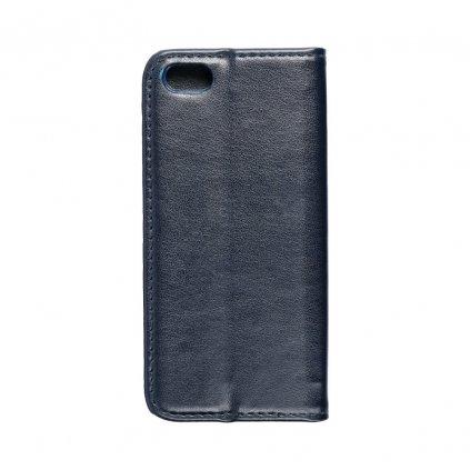 28444 4 pouzdro magnet flip wallet book apple iphone 5 5s tmave modre