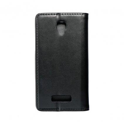 37682 1 pouzdro magnet flip wallet book pro lenovo a1000 cerne