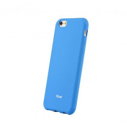 36279 2 pouzdro roar colorful jelly case huawei p9 lite svetle modre