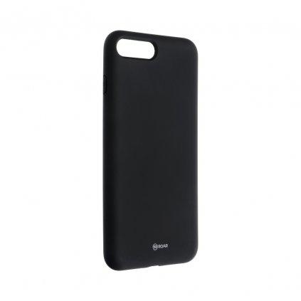 46233 pouzdro roar colorful jelly case apple iphone 7 plus cerne