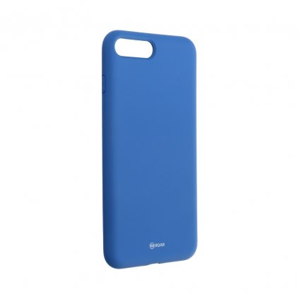 46239 pouzdro roar colorful jelly case apple iphone 7 plus navy blue