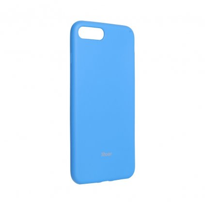 46245 1 pouzdro roar colorful jelly case apple iphone 7 plus svetle modre