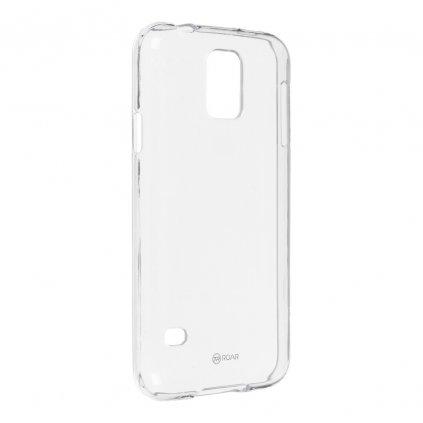76589 1 pouzdro roar transparent tpu case pro samsung galaxy s5 sm g900 transparentni