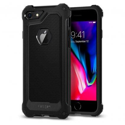 82678 pouzdro spigen rugged armor extra pro apple iphone 7 8 cerne