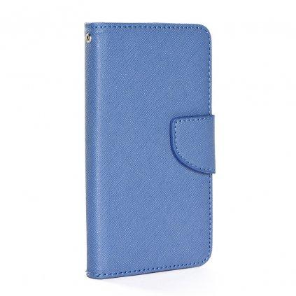 93369 pouzdro typu kniha fancy univerzalni 4 8 5 3 navy blue