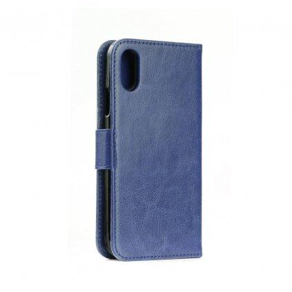 103668 4 pouzdro typu kniha magnet twin 2v1 apple iphone xs 5 8 modre