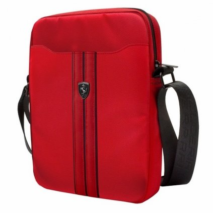 79660 taska ferrari pro laptop tablet 10 feursh10re cervena