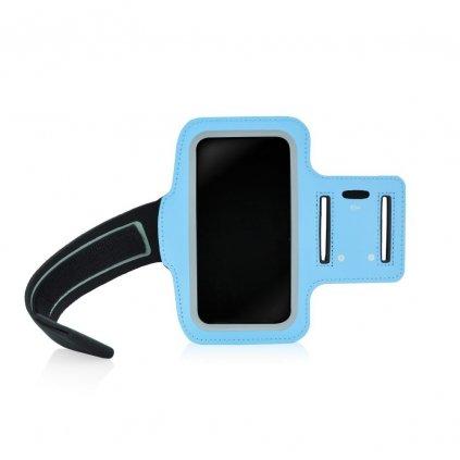 20833 3 univerzalni sportovni pouzdro na ruku forcell rozmer iphone 5 modre