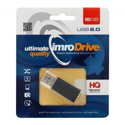 29773 usb flash disk pendrive imro 16gb blister black