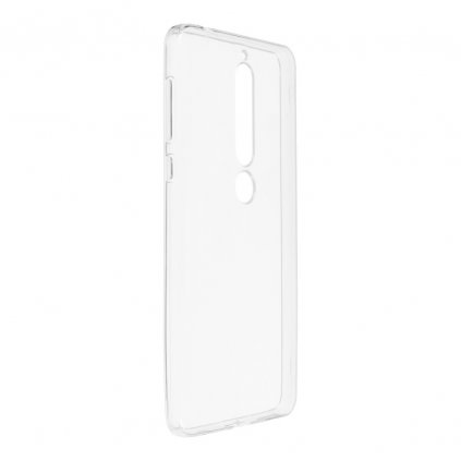 87606 3 pouzdro back case ultra slim 0 3mm nokia 6 2018 transparentni