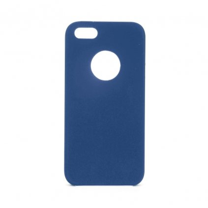 90036 2 pouzdro forcell soft touch silicone apple iphone 5 5s 5 se modre