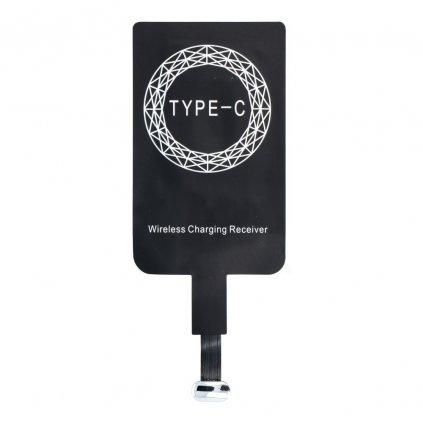 86754 adapter pro indukcni bezdratove nabijeni pro micro usb typ c