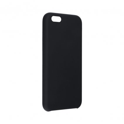 107573 1 pouzdro forcell soft touch silicone apple iphone 6 6s cerne
