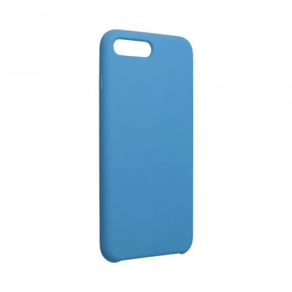 107645 2 pouzdro forcell soft touch silicone apple iphone 7 plus 8 plus modre