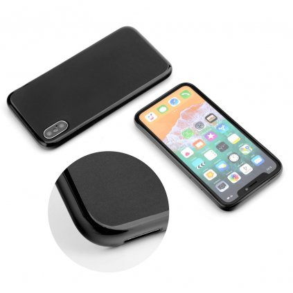 108068 1 pouzdro back case 0 3mm matt apple iphone 6 6s cerne