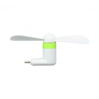 91518 3 ventilator maly vetrak k telefonu pro apple iphone bily