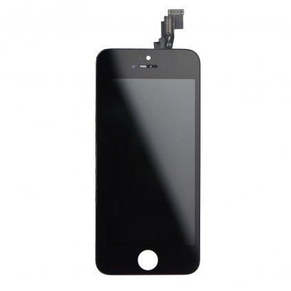 87177 lcd displej dotykova deska apple iphone 5c cerna tianma aaa