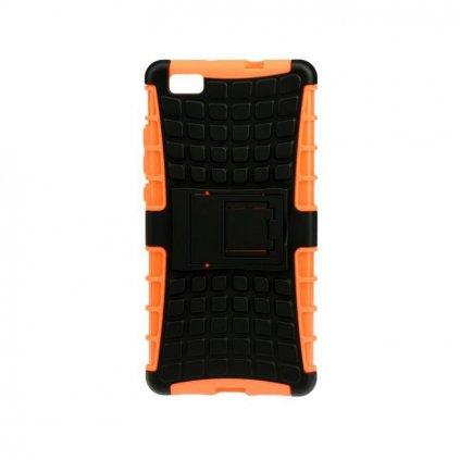 odolne pouzdro hard case panzer pro sony f5121 xperia x oranzove w1200 cfff