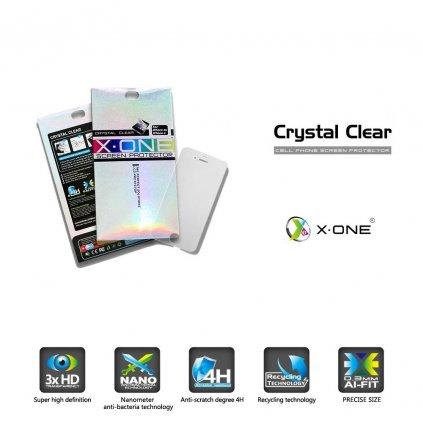 ochranna folie x one crystal clear samsung g800 galaxy s5 mini 4h w1200 cfff