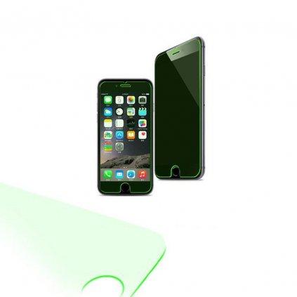 11038 2 ochranne tvrzene sklo neon pro apple iphone 6 plus 5 5 zelene green