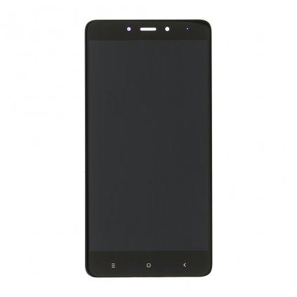LCD Displej + Dotyková Deska pro Xiaomi Redmi Note 4 Global černá