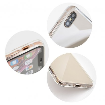 111248 2 pouzdro forcell glass apple iphone 6 6s transparentni