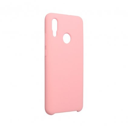 111944 2 pouzdro forcell soft touch silicone huawei p smart 2019 ruzove