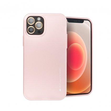 112238 1 pouzdro i jelly mercury goospery pro apple iphone xs max s vyrezem na logo 6 5 zlato ruzove