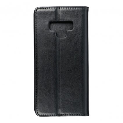 92538 4 pouzdro magnet flip wallet book samsung galaxy note 9 cerne