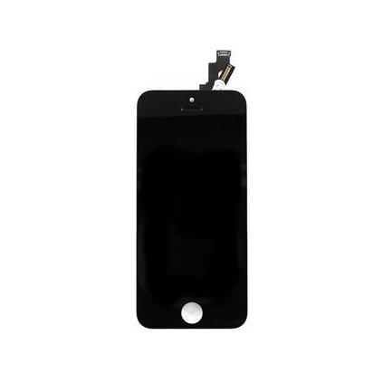 56339 iphone 5s lcd display dotykova deska sklo cerne oem