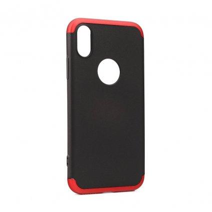 117941 originalni obal gkk 360 full protection apple iphone 5 5s se cerveno cerny