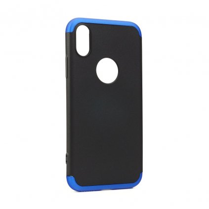 117929 originalni obal gkk 360 full protection apple iphone xs max modro cerny