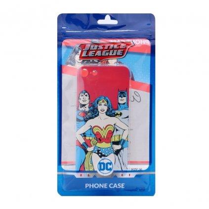 104941 1 licencovane pouzdro apple iphone 5 5s se liga spravedlnosti vzor 003 red