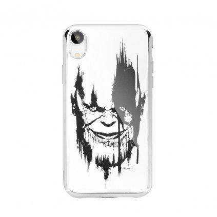 114707 licencovane pouzdro apple iphone 5 5s se thanos stribrne vzor 004