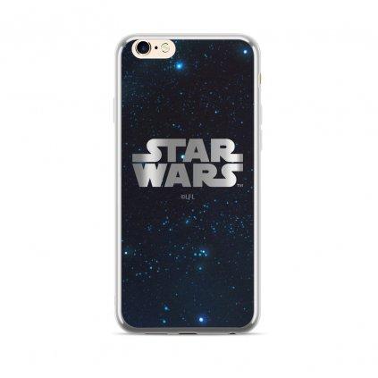118967 2 licencovane pouzdro apple iphone 6 plus 6s plus star wars luxury chrome stribrne vzor 003