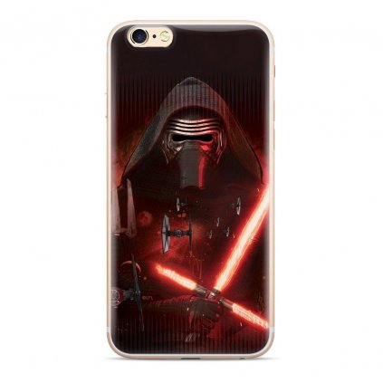 122966 licencovane pouzdro apple iphone 5 5s se star wars kylo ren multicolor vzor 002