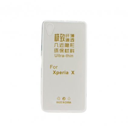129353 pouzdro back case ultra slim 0 3mm sony xperia 10 transparent