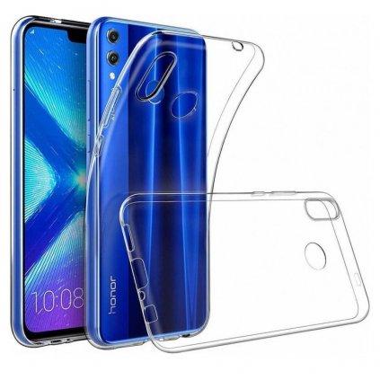 129410 3 pouzdro back case ultra slim 0 5mm huawei honor view 10 lite transparent