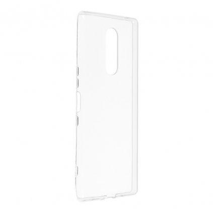 129419 1 pouzdro back case ultra slim 0 5mm sony xperia 1 transparent