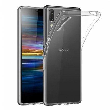 129416 1 pouzdro back case ultra slim 0 5mm sony xperia l3 transparent