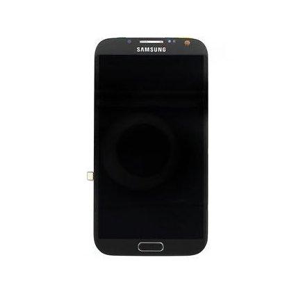 83777 lcd display dotyk samsung n7105 lte note2 grey originalni