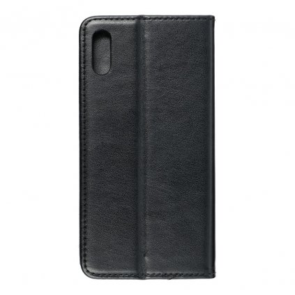 128669 3 pouzdro magnet flip wallet book huawei y6 2019 cerne