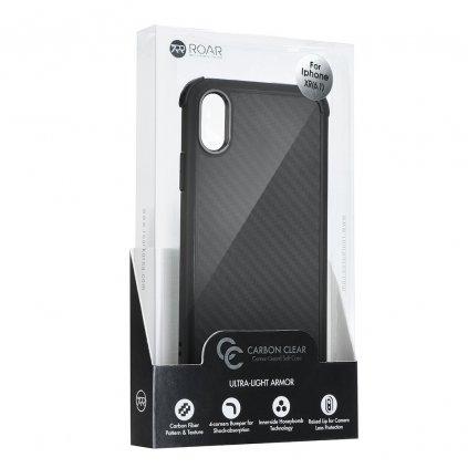 133187 1 pouzdro roar armor carbon apple iphone 7 8 semi transparent