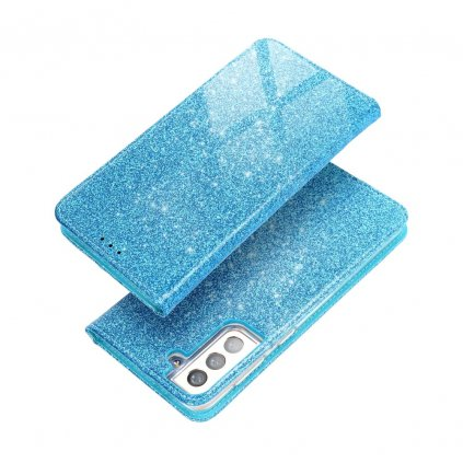 135533 4 pouzdro forcell shining book apple iphone 6 modre