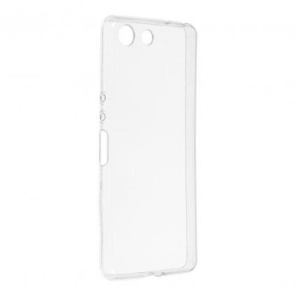 136814 forcell pouzdro back ultra slim 0 5mm sony xperia xz4 compact transparentni