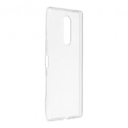136817 1 forcell pouzdro back ultra slim 0 5mm sony xperia xz4 transparentni