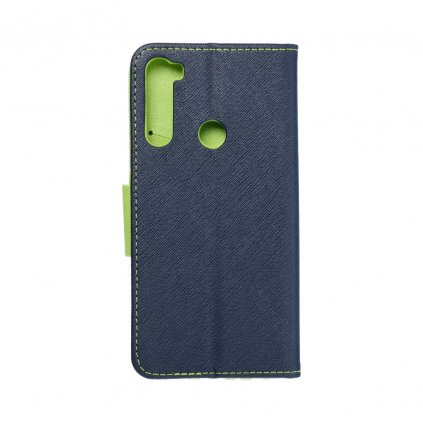 137054 2 pouzdro fancy book xiaomi note 8 navy blue limonka